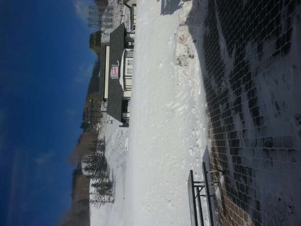 Good snowmaking, fast and fun.