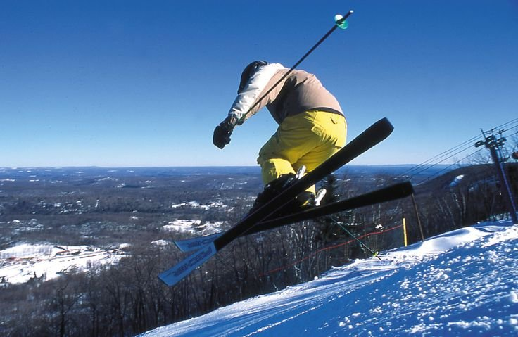 2013 marks the 50th season at Camelback. - © Camelback Mountain Resort