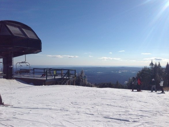 Great day! Long and little john open. Carinthia looked great! Cascade powdery!