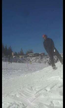 spero in un snow park andrenalinico