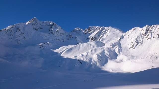 Neve fresca optima per tutti i freerider