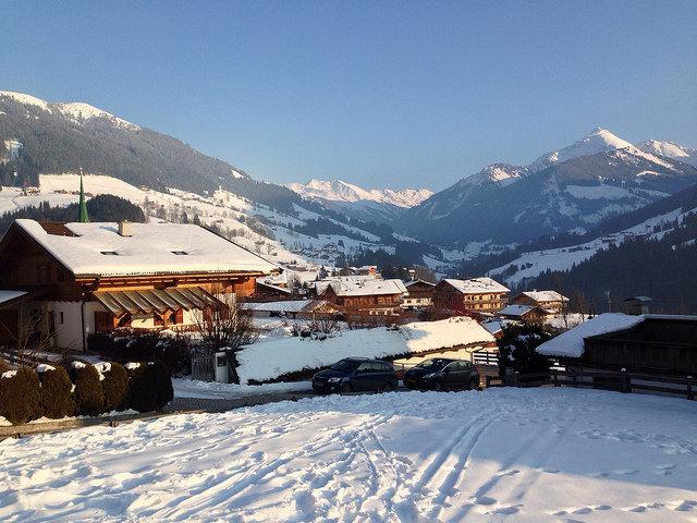 Alpbach, Austria. Credit NovemberKilo - © NovemberKilo