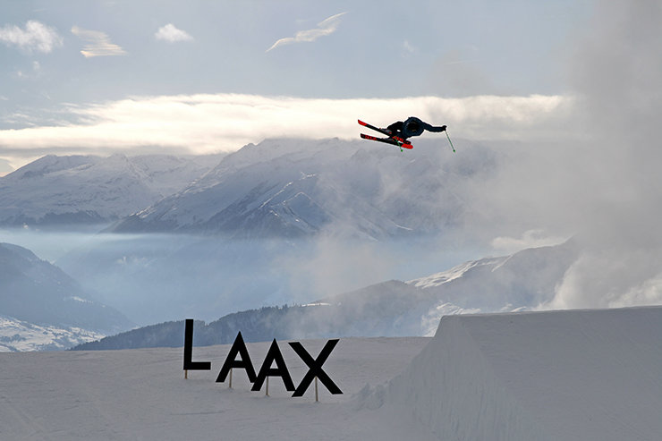 Snowpark Laax - © Stefan Drexl