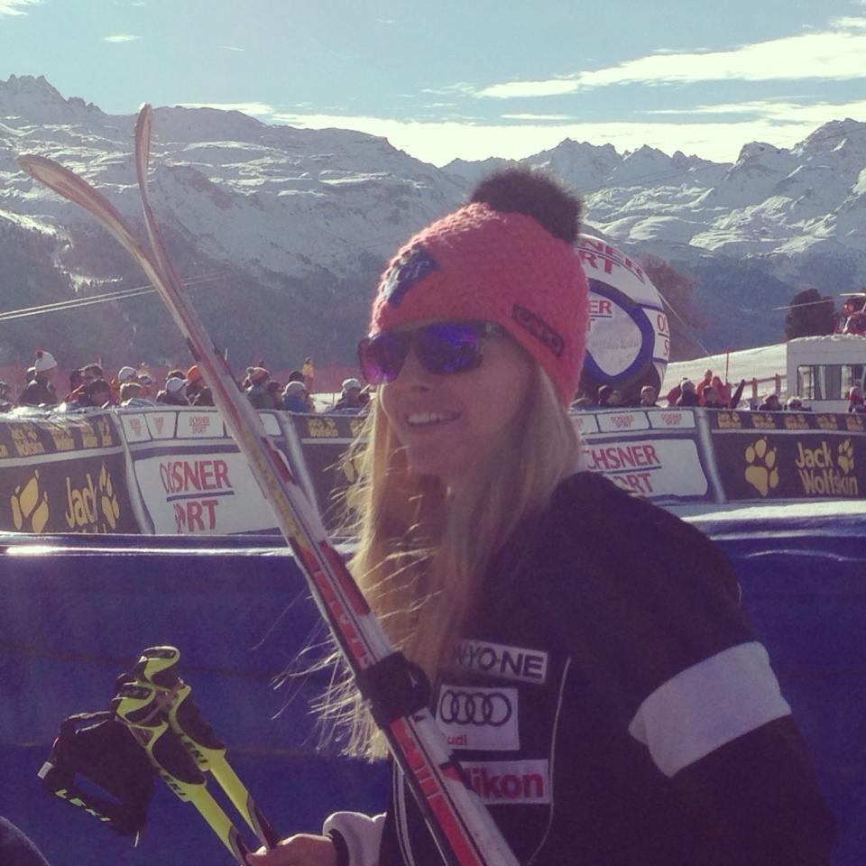 Tina Weirather, FIS Alpine World Cup Tour - © FIS Alpine World Cup Tour