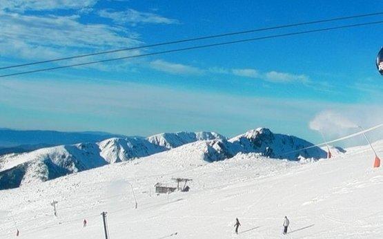 Jasná Nízke Tatry 13.1.2014