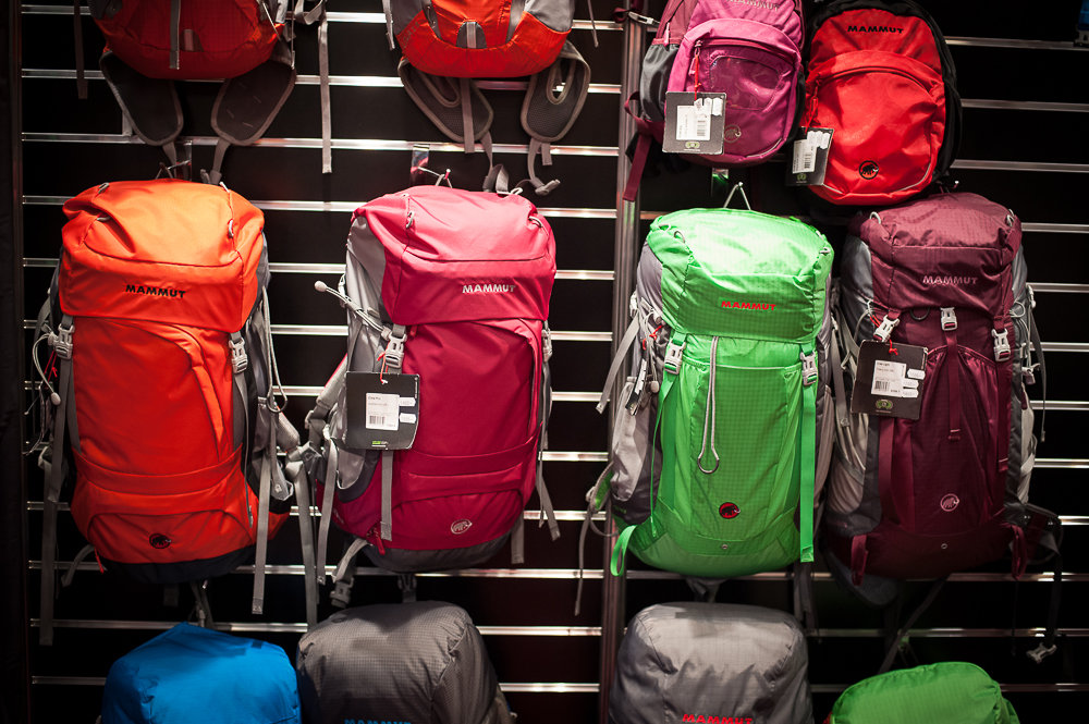 Norspo-messen 2014 viser deg hvilke klær og farger du skal bruke neste sesong. - ©Eirik Aspaas
