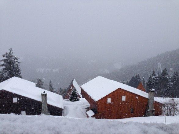 Il neige toujours et encore