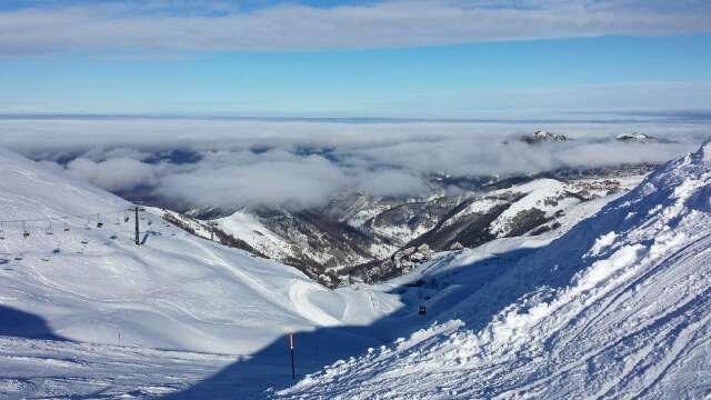 3 gennaio... spettacolo... tanta neve e divertmento