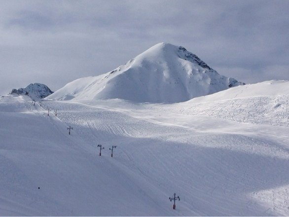 Une station génial pour un Week-End de pur ski