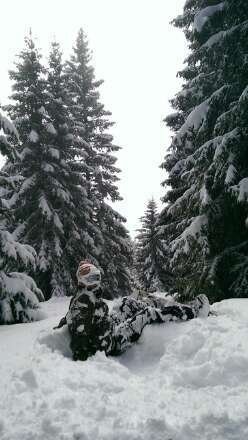 runs in great condition, snow most days this week, plenty of powder in the woods.