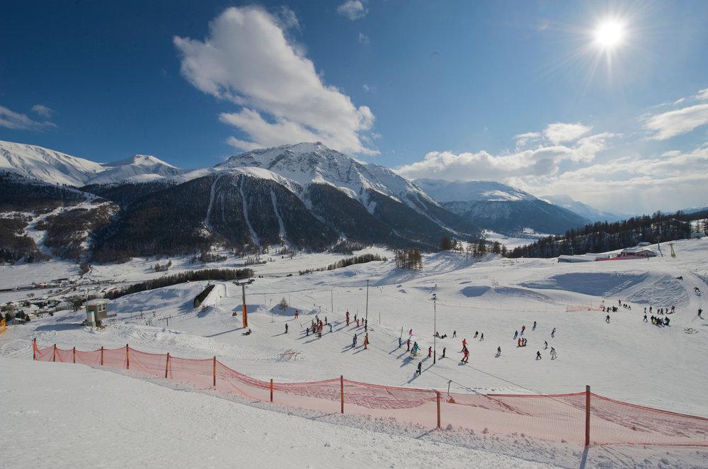 Skigebiet Zuoz (SUI) - © Foto: zuoz.ch