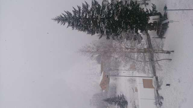 forte chute aujourd'hui, cela permettra de reconstituer le manteau neigeux...
