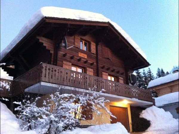 Self-catered chalet au Grand Bornand - ©Le Grand Bornand Reservation