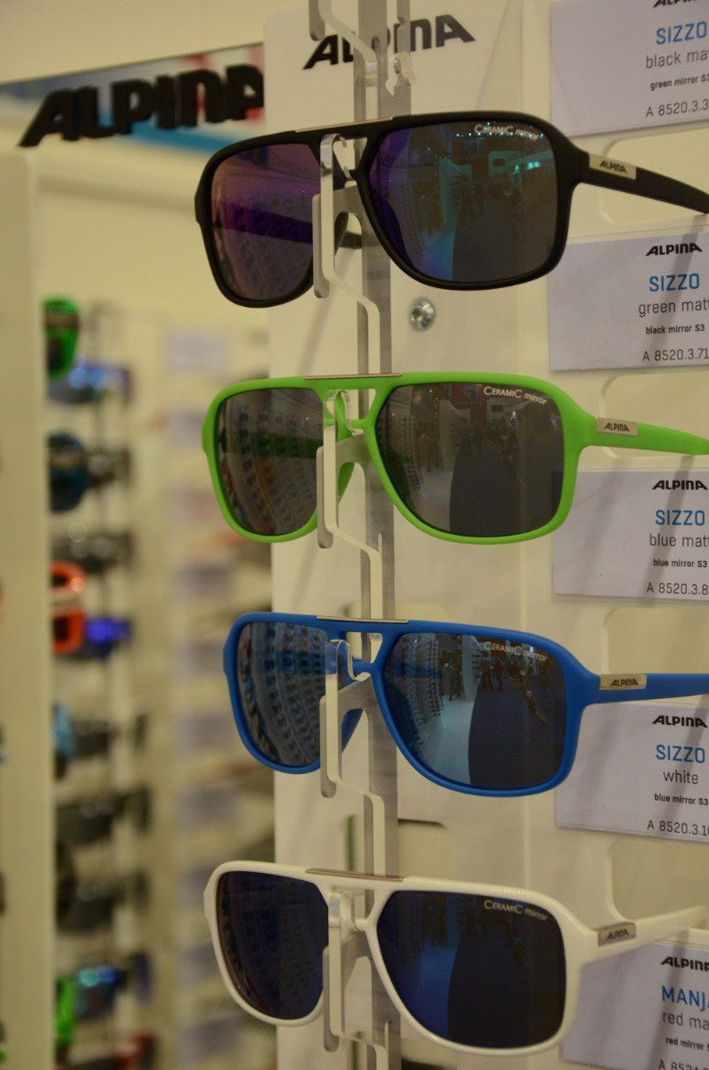 Alpina Glasses - © Skiinfo