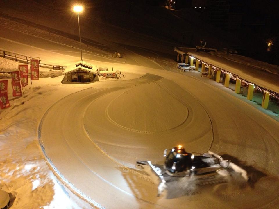 Artesina - Mondolè Ski, Neve fresca 14 Gen 2014