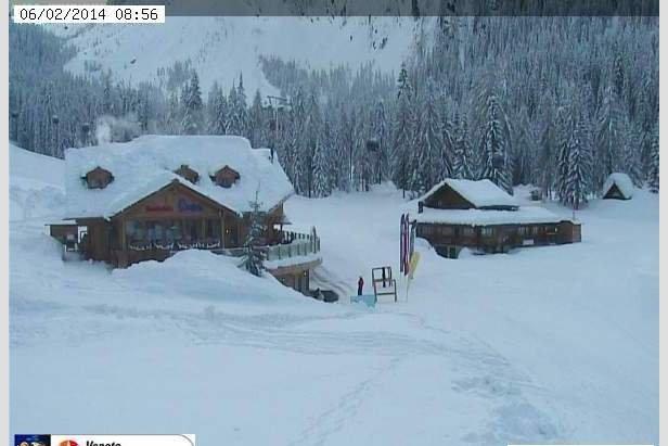 Comprensorio Ski Civetta Feb. 6, 2014
