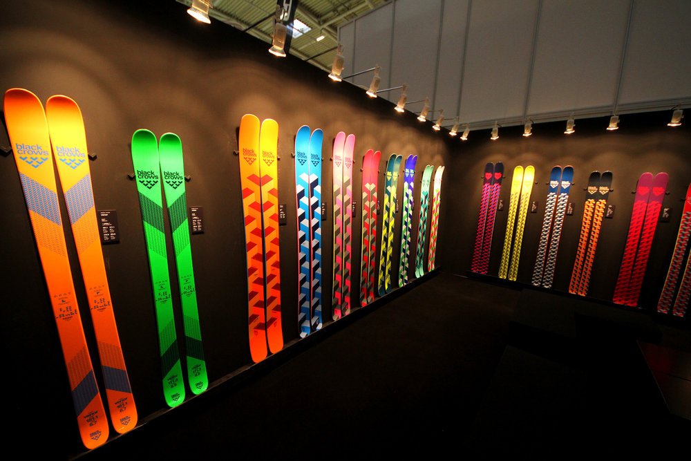 ispo 2014: Black Crows - © Skiinfo