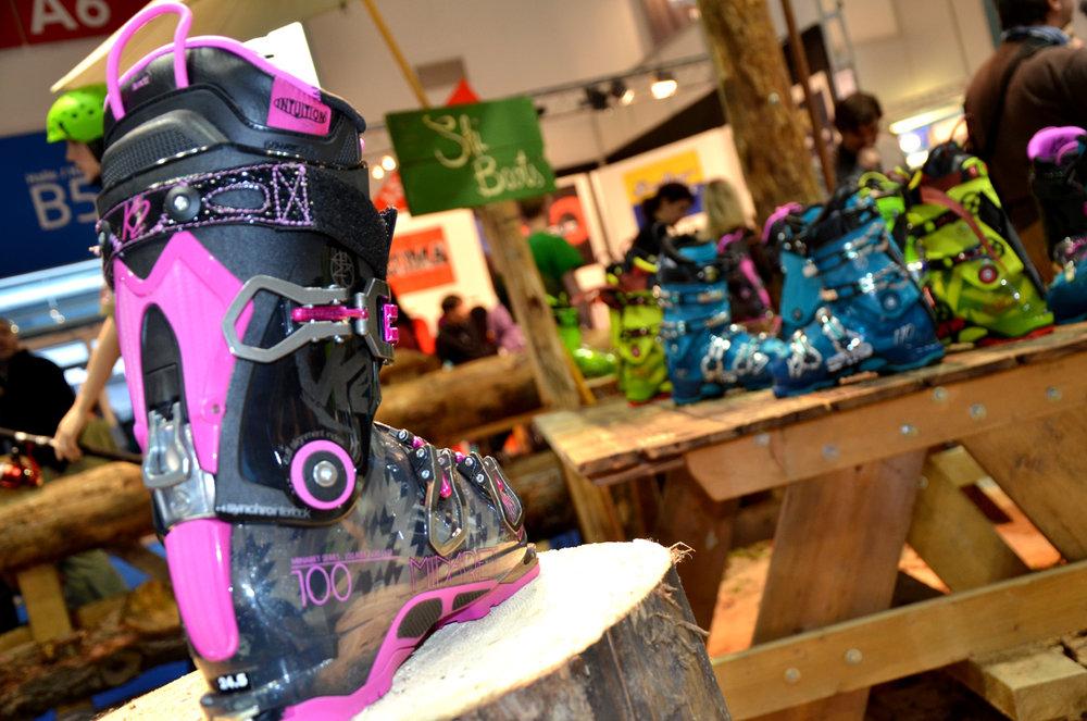 K2 Minarett 100 ski boots - © Skiinfo