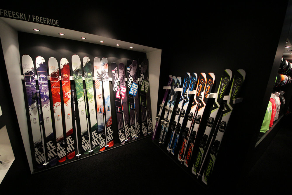 Movement Skis at ISPO 2014 - © Skiinfo