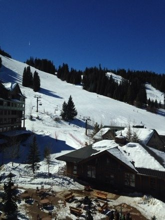 Had a great few days with hillside church. You can find some great powder off of panoramic.