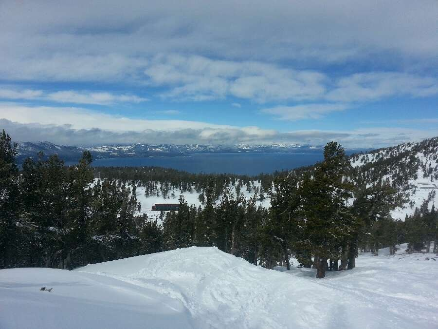 Another great day @ Spring Mtn.