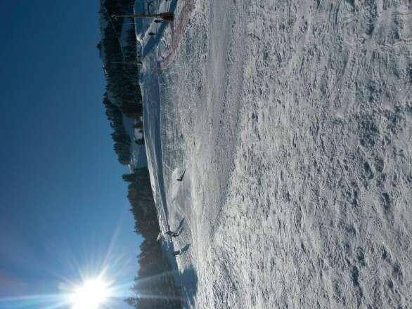 magnifique neige