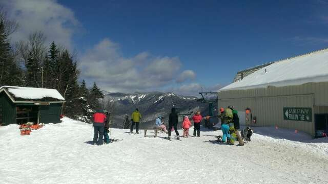Went today lil  busy but awesome conditions