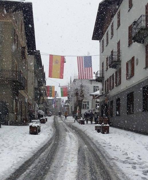 Valmalenco - Ancora neve fresca! 23 Marzo 2014