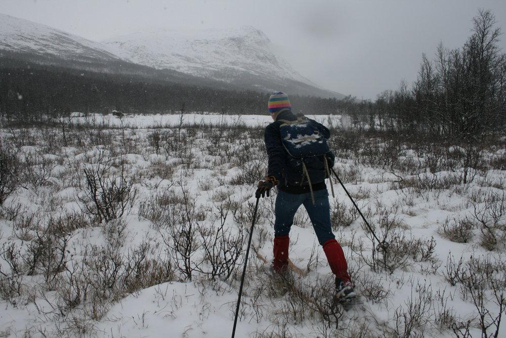 Sesongens første skitur | Pål Kalleberg - © Svein Erik Ski | seski @ Skiinfo Lounge
