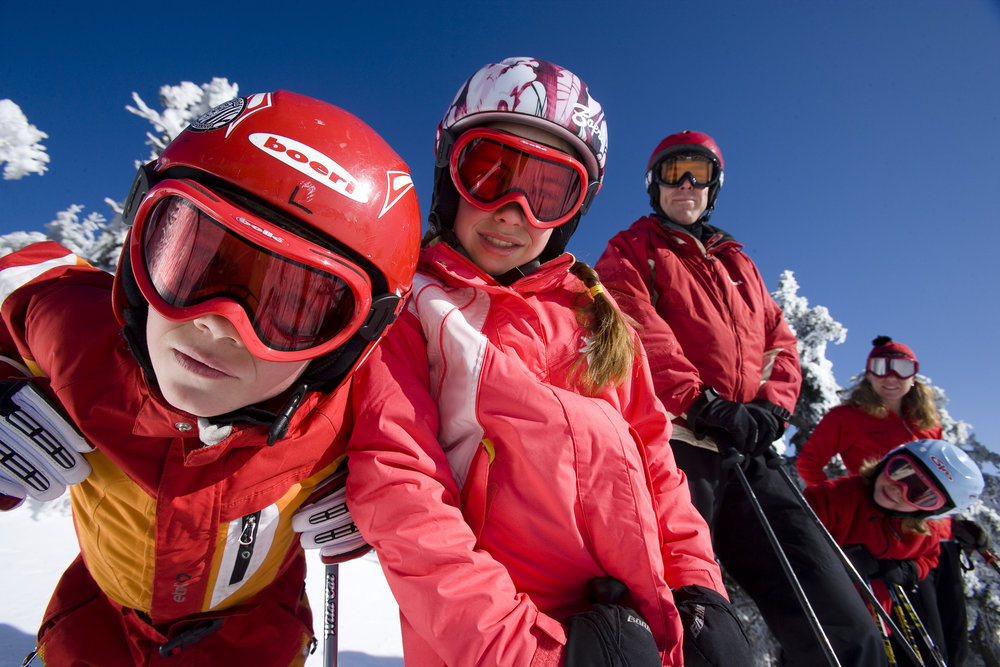 There's no arguing that Okemo Mountain Resort is family friendly, first and foremost. - © Okemo Mountain Resort