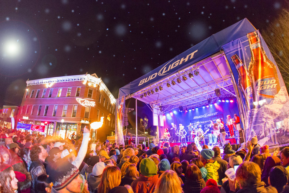 Aspen plays host to tons of events this spring. - © Aspen/Snowmass