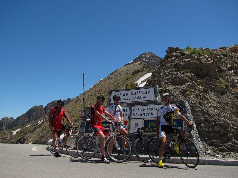 Afin de faciliter les séjours des cyclistes, la Maurienne propose un panel de services et d'équipements adaptésà tous les amoureux de la petite reine - © Alexandre Gros