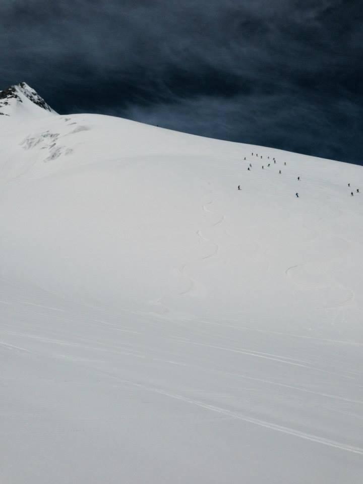 Passo Stelvio, 1 Giugno 2014 - © Pirovano