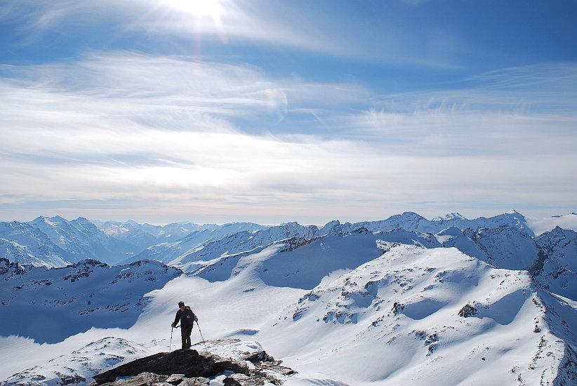 Aufstieg zum Fanellhorn - © Marion Neumann