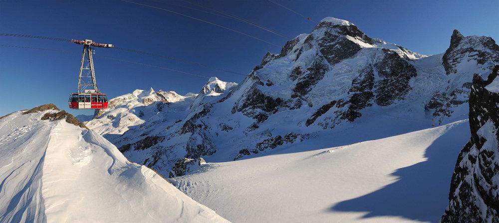 Zermatt Glacier Paradise - © ZBAG