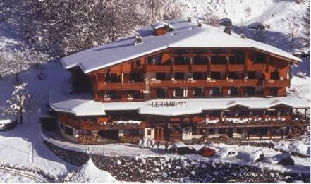 Hôtel Le Dahu à Morzine