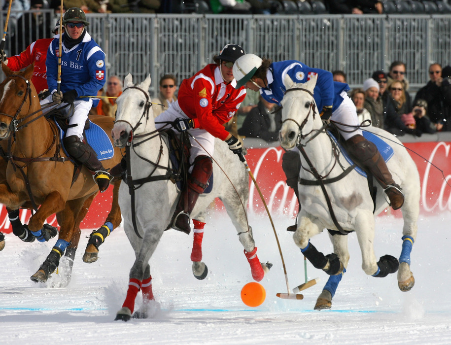 2008 Cartier Polo World Cup
