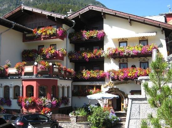 Hotel-Garni Alpenrose