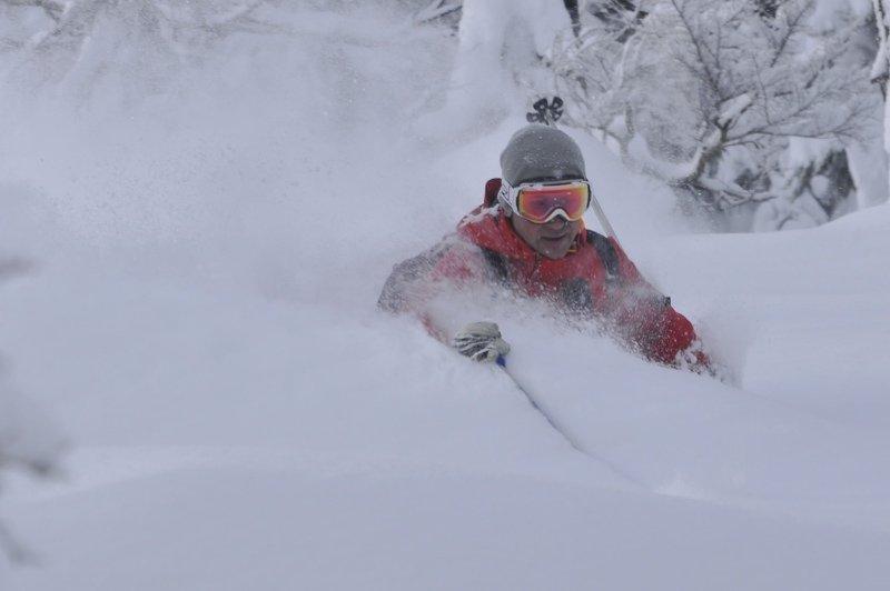 Powder near Revelstoke, Canada - ©Mike Saemisch-Brian Head - Utah | snowhunter @ Skiinfo Lounge