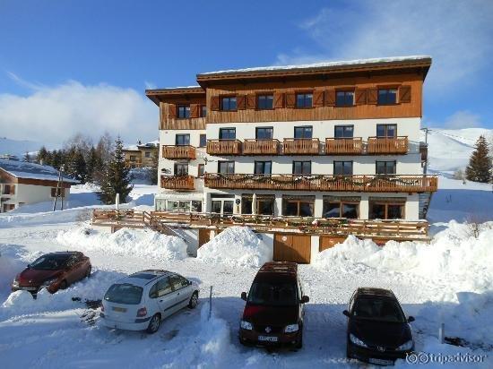 Hotel** Le Grand Truc