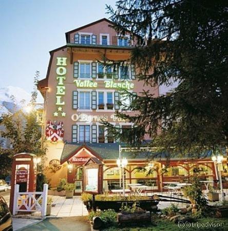 Hôtel la Vallée Blanche