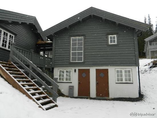 Kirkebyfjellet Mountain Lodge