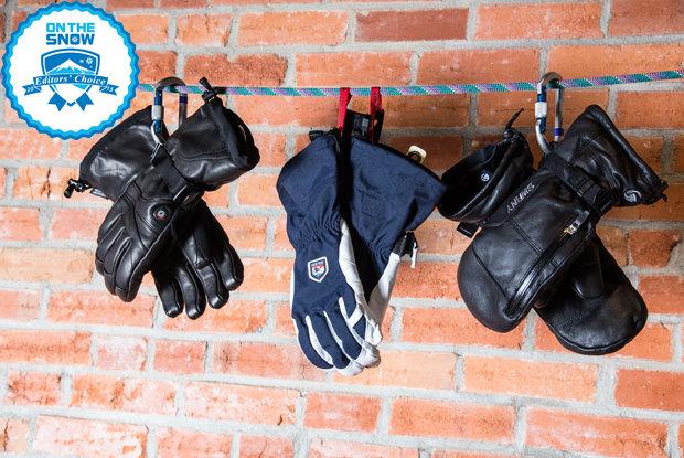 2015 men's gloves/mittens Editors' Choice - © Liam Doran