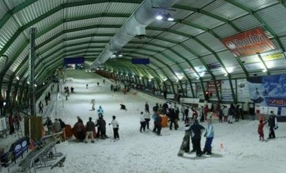 Skidome Rucphen - ©Copyright Skidome Rucphen | Snowfun @ Skiinfo Lounge