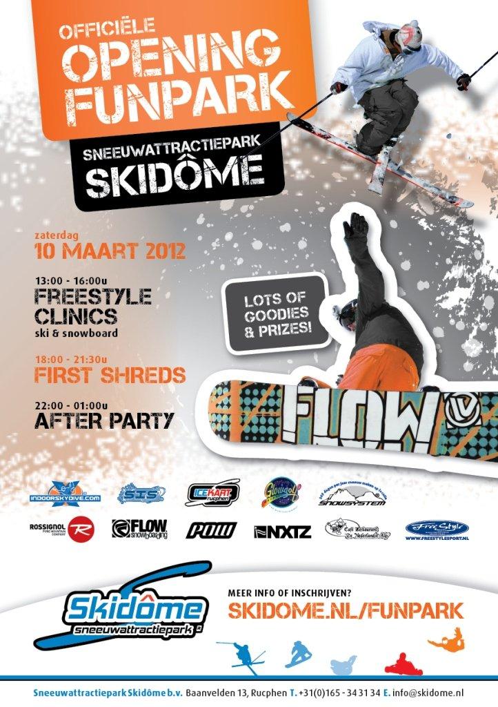 Skidome Rucphen - ©Sneeuwattractiepark Skidome Rucphen | Snowfun @ Skiinfo Lounge