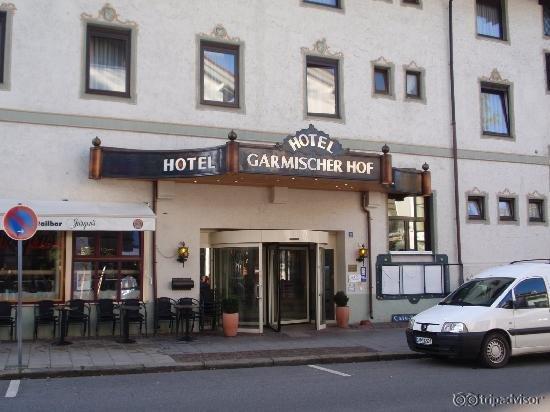 Hotel Garmischer Hof