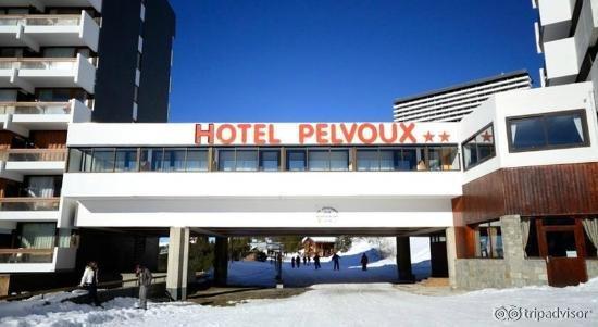 Hôtel le Pelvoux
