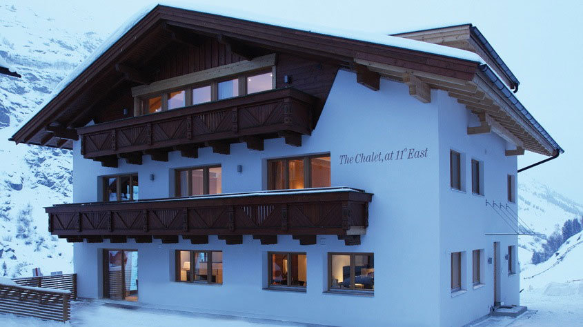 The Chalet at 11 East in Obergurgl - © The Chalet at 11 East