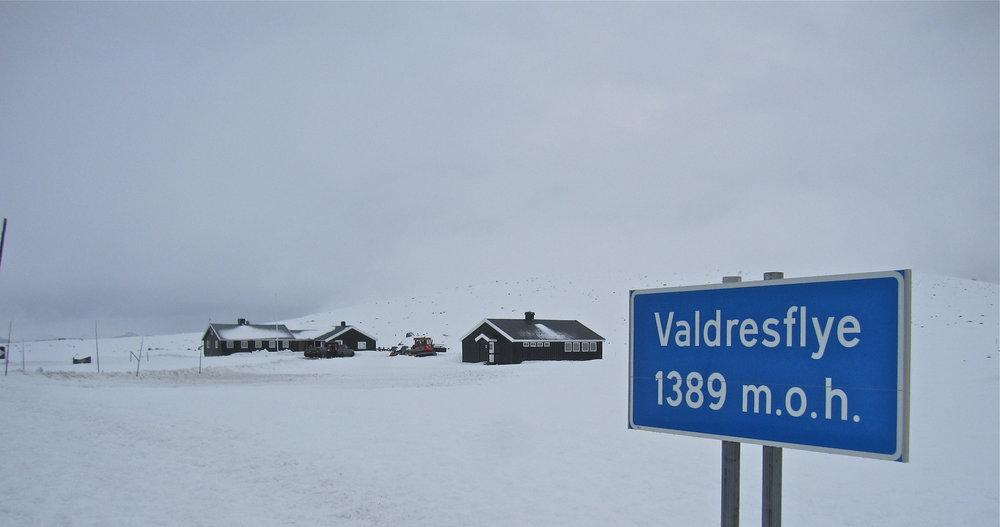 Vinter! - © DestinasjonsKirurgene