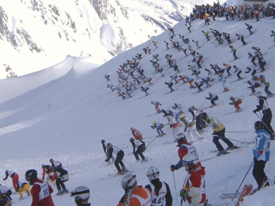 Touristboard St. Anton am Arlberg - © The legendary skirace for everyone